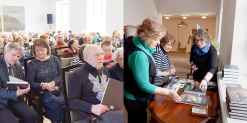 Vilniaus biržiečių klubo susitikimas: kalbėta apie biržų krašto ateitį