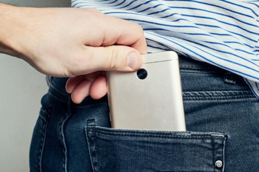 Kupiškyje pavogtas brangus mobilusis telefonas
