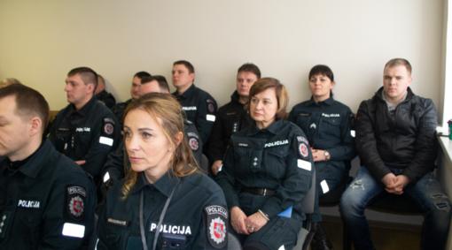 Širvintų policijos komisariato ataskaita nesusidomėjo nei rajono valdžia, nei seniūnai