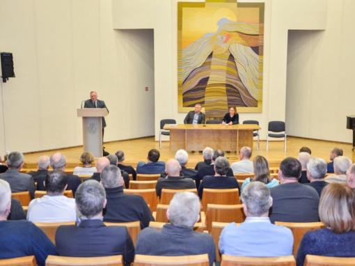 Marijampolėje bus steigiama sporto veteranų asociacija