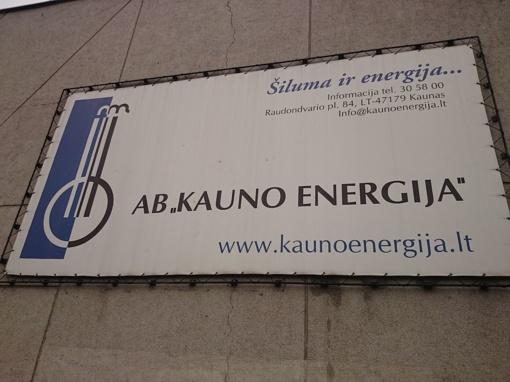 """Miesto savivaldybei pavaldi """"Kauno energijos"""" bendrovė netrukus vėl turės nuolatinį vadovą"""