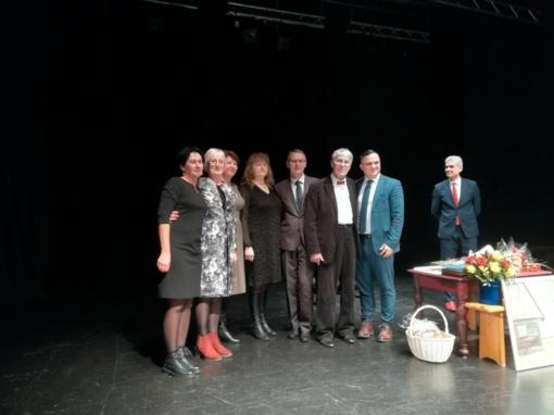 Paminėtas Šilalės garbės piliečio Petro Bielskio 85-metis