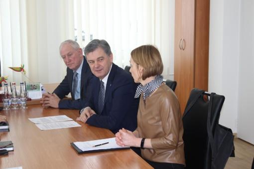 Telšių rajono savivaldybės meras sušaukė neeilinį pasitarimą