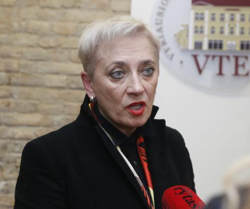 VTEK tirs Žalgirio klinikos direktorės A. Pūrienės elgesį