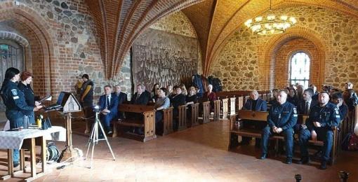 Pristatyti Trakų rajono policijos komisariato veiklos rezultatai
