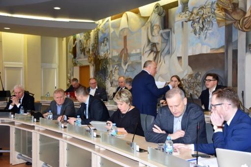 Taryba patvirtino istorinį rajono biudžetą