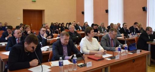 Savivaldybės taryba patvirtino 2020 metų biudžetą