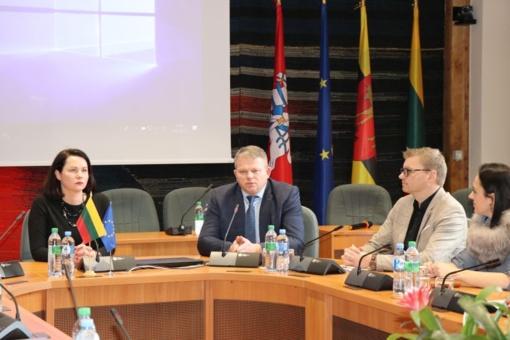 Žemės ūkio ministerija vakar Lazdijuose sprendė svarbius visai Lietuvai klausimus