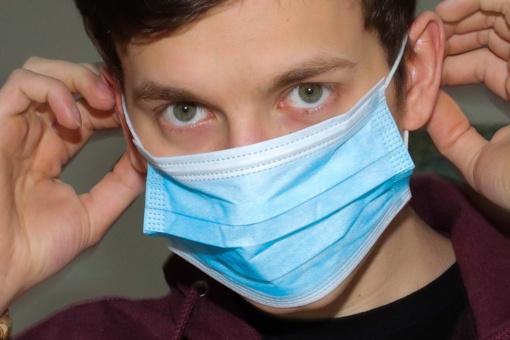 Koronavirusu sirgęs tauragiškis atvyko į darbą: vyras kaltu nesijaučia