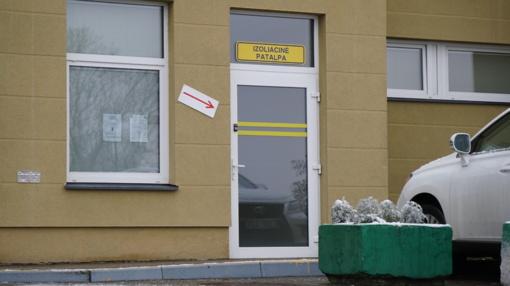 Šeši mėginiai iš Šiaulių dėl koronaviruso yra neigiami