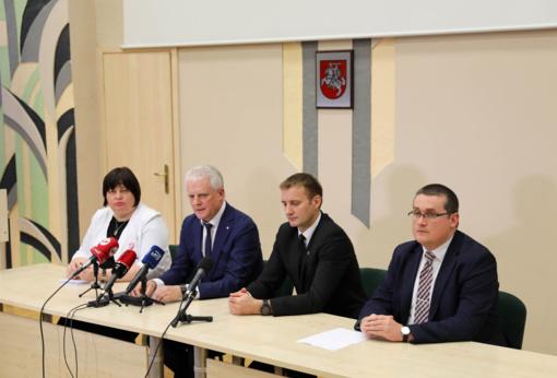 Spaudos konferencijoje – apie pirmą Lietuvoje užfiksuotą koronaviruso atvejį (vaizdo įrašas)