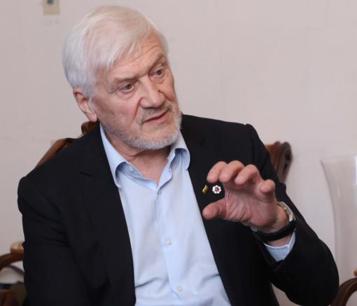 Lietuvos rusų dramos teatro vyriausiasis režisierius J. Vaitkus palieka šias pareigas