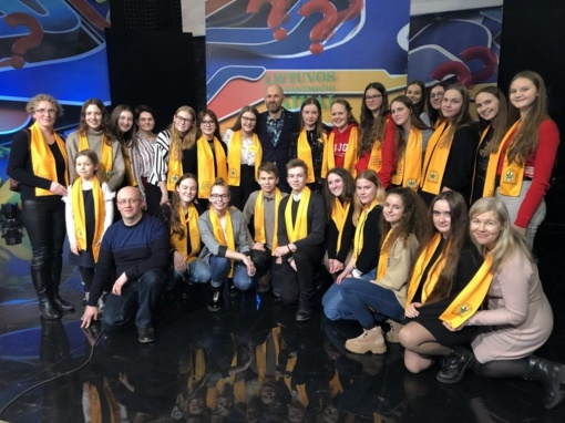"""Janoniečiai sėkmingai dalyvavo LRT projekte """"Lietuvos tūkstantmečio vaikai 2020"""""""