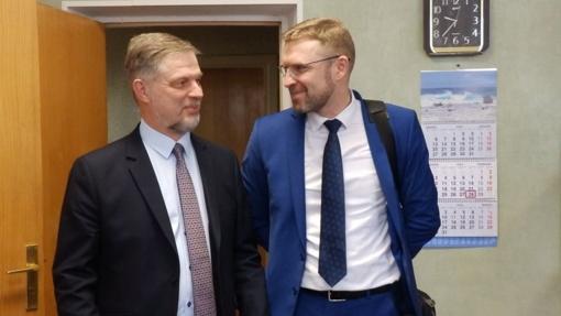 Molėtuose lankėsi socialinės apsaugos ir darbo ministras