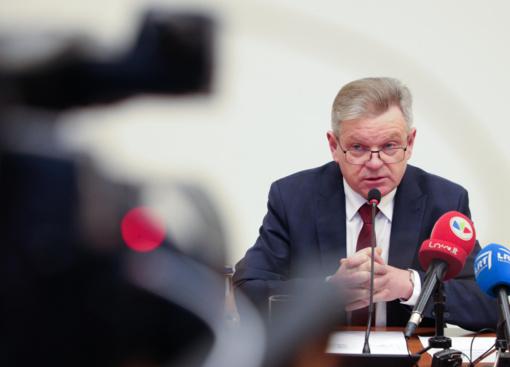 J. Narkevičius skųs VTEK sprendimą