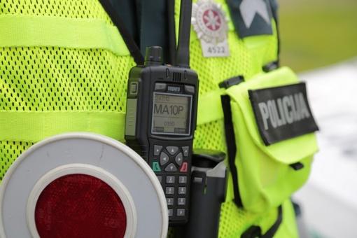 Girtą Pilviškių gyventoją policija sulaikė du kartus
