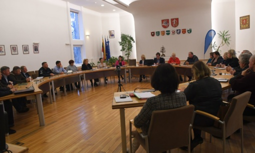 Aptarta koronaviruso prevencija Trakų rajono savivaldybėje