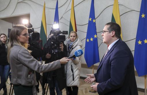 Seimo valdybai atsakymo per tris valandas nebus: linkstama drausti tik dalį Kovo 11-osios renginių