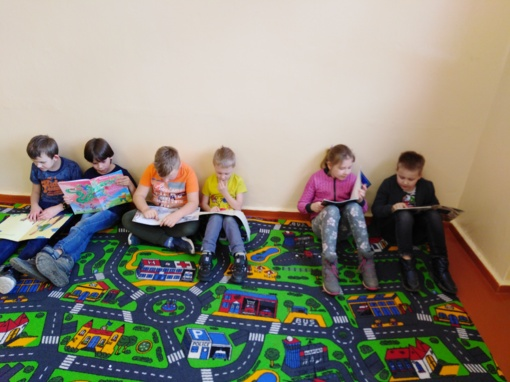 Lietuvių kalbos dienoms skirti renginiai Šiaulių rajono Meškuičių gimnazijoje