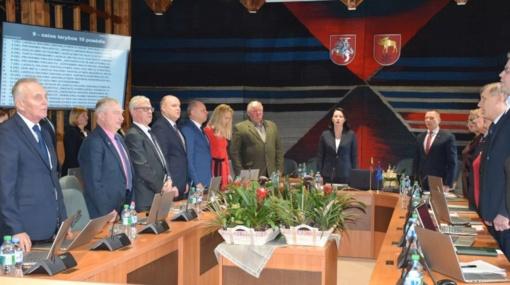Savivaldybės posėdyje – aktualūs sprendimai