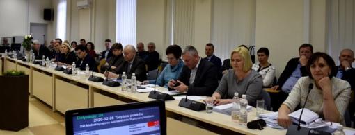 Patvirtintas 2020 m. Mažeikių rajono savivaldybės biudžetas