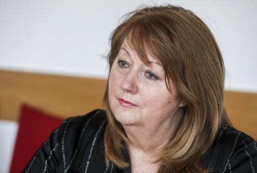 """V. Blinkevičiūtė: konservatorių ir """"valstiečių"""" lyderiai demonstruoja silpnumą"""