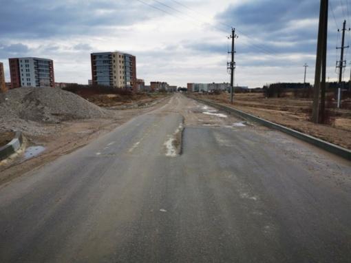 Didėja investicijos į Gargždų miesto infrastruktūrą
