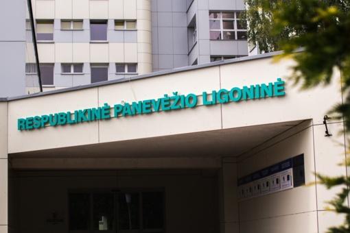 Dėl koronaviruso laikinai stabdomas Panevėžio ligoninės Neurochirurgijos skyriaus darbas