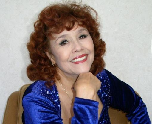 Mirė legendinė dainininkė Nelly Paltinienė
