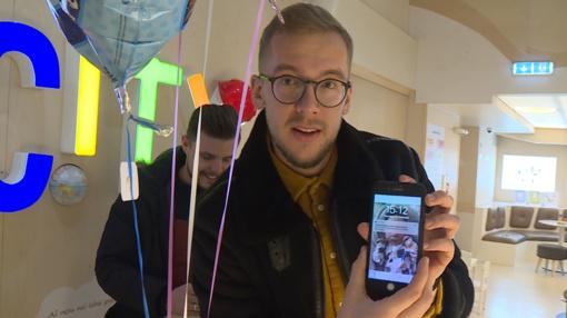 Žemaitukas Linas Vaitkevičius dalyvavo 14 valandų trukusiame sužadėtinės gimdyme