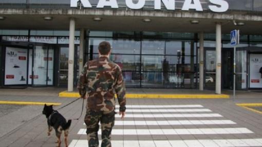 Oro uoste siautėję girti lietuviai į keliones neišvyko