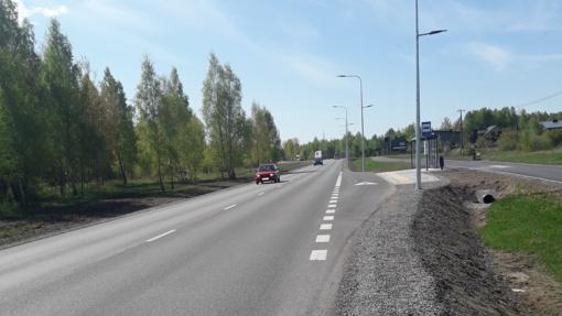 Atnaujinami Bačiūnų gatvės rekonstravimo darbai: paskirtas 1 milijonas eurų