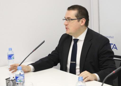 S. Malinauskas: apie politiką kalbėti nenoriu