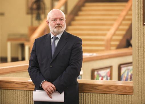 E. Gentvilas apie kitą savaitę prasidėsiančią Seimo sesiją: stebuklų nebus