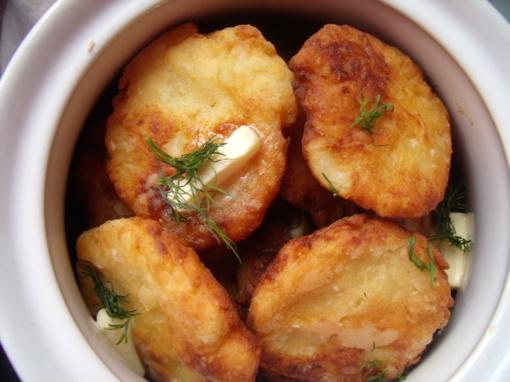 Tikriems lietuviams: bulvinukai kaip pas močiutę