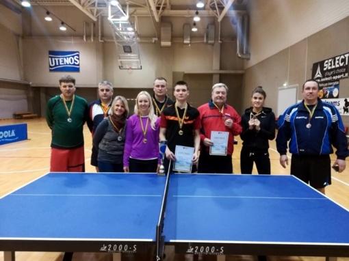 Prasidėjo 2020 metų Utenos rajono seniūnijų sporto žaidynės