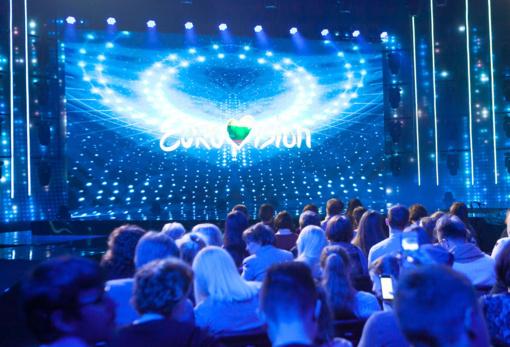 """""""Eurovizijos"""" organizatoriai tikisi, kad renginys vyks kaip planuojama"""