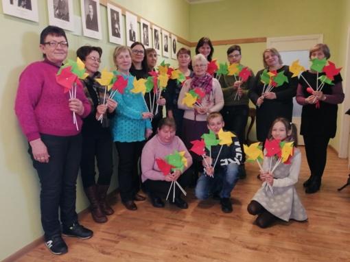 Bartninkiečiai ruošiasi Lietuvos valstybės nepriklausomybės atkūrimo šventei