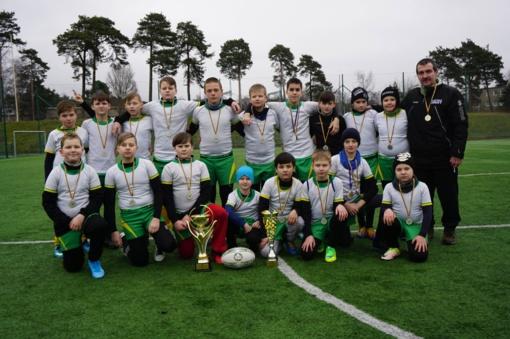 Šiauliečių pasiekimai regbio turnyre Klaipėdoje