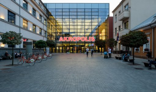SAM: registracija prekybos centruose reikalinga tik įeinant į laisvalaikio ir pramogų erdves