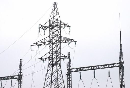 Elektros kaina praėjusią savaitę išaugo 35 procentais