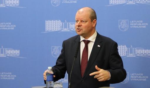 S. Skvernelis: išvada dėl situacijos Kauno klinikinėje ligoninėje formuoja naują praktiką