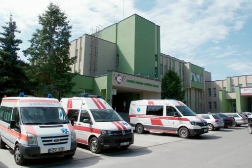 Zarasų PSPC informacija dėl pacientų priėmimo