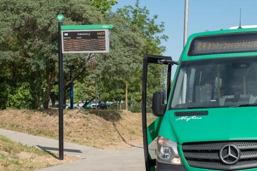 Dėl ekstremalios situacijos ribojamas Alytaus viešasis transportas