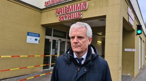 R. Mažeika: Šiaulių ligoninė įsigijo aparatą, leisiantį per parą atlikti iki 900 tyrimų