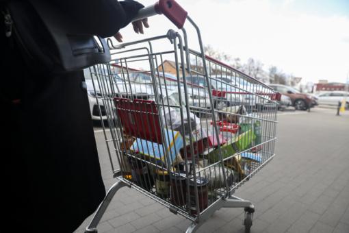 Dar vienas prekybos centras skirs specialų laiką apsipirkti senjorams