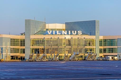 Nuo penktadienio Lietuvos oro uostuose ribojamas patekimas į terminalus