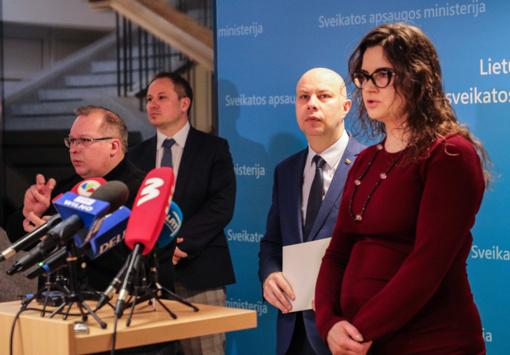 A . Veryga: panašu, kad gydytoja iš Ukmergės ligoninės nedirbo Kauno ir Vilniaus gydymo įstaigose