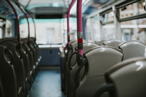 Praėjusi para Klaipėdos apskrityje: nuo kelio nulėkė autobusas