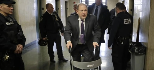 Už lytinius nusikaltimus nuteistam Holivudo magnatui H. Weinsteinui nustatyta COVID-19